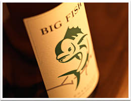 2010 Big Fish Chardonnay